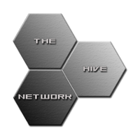 The Hive Network Logo Image